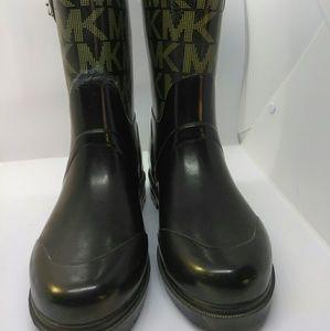 Michael Kors Rain boots size 9.5